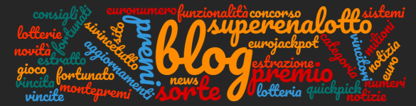 Xamig Blog: news lotterie