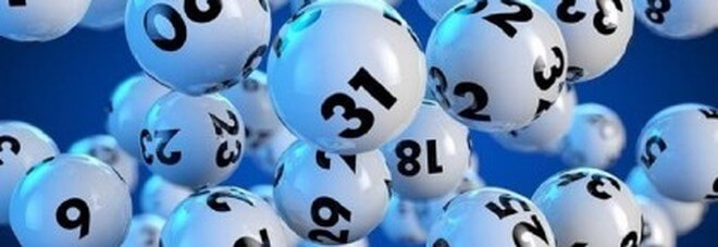 Jackpot SuperEnalotto a 37,8 milioni